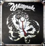 Whitesnake - Box 'O' Snakes - The Sunburst Years (1978-1982) signed by Bernie Marsden - Signed Edition
