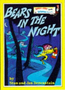 Bears in the Night (Bright and Early Books) by Stan Berenstain