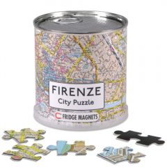 Florence City Puzzle Magnets