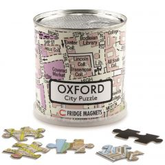 Oxford City Puzzle Magnets