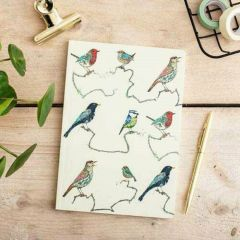 Songbirds Perfect Bound Notebook