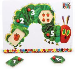 The Very Hungry Caterpillar™ Wooden Peg Puzzle