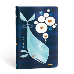 Whale and Friend - Hardback Journal by Paperblanks