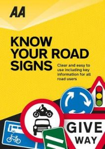 AA Know Your Road Signs by AA Publishing