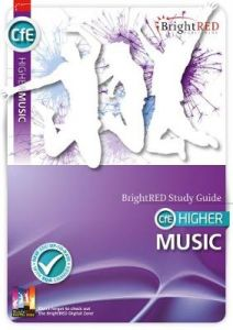 Higher Music Study Guide by Adrian Finnerty