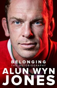Belonging: The Autobiography by Alun Wyn Jones - Signed Edition