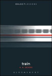 Train by A. N. Devers (Freelance Writer, UK, and Owner of The Second Shelf bookstore)