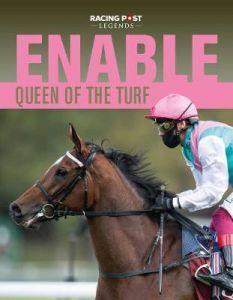 Enable: Queen of the Turf by Andrew Pennington (Hardback)