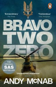 Bravo Two Zero by Andy McNab - Signed Paperback Edition