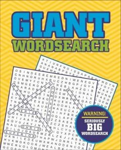 Giant Wordsearch by Arcturus Publishing