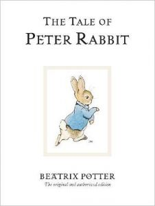 The Tale of Peter Rabbit by Beatrix Potter (Hardback)