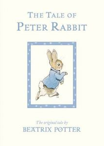 The Tale of Peter Rabbit by Beatrix Potter (Boardbook)