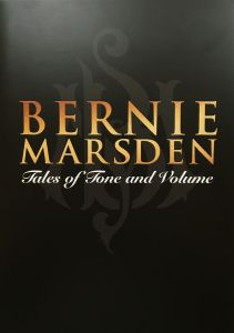 Tales of Tone and Volume by Bernie Marsden - Signed Edition