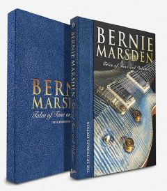 Tales of Tone & Volume - The Selfridges Limited Edition by Bernie Marsden - Signed Edition