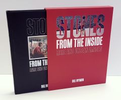 Stones From The Inside - Limited Edition by Bill Wyman - Signed Edition