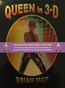 Queen In 3-D: The Bohemian Rhapsody Deluxe Edition by Brian May - Signed Edition