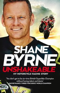 Unshakeable by Shane Byrne - Signed Edition