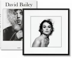 The David Bailey 'Jean Shrimpton' Art Edition - Signed Edition