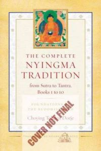 The Complete Nyingma Tradition from Sutra to Tantra, Books 1 to 10: Foundations of the Buddhist Path by Choying Tobden Dorje (Hardback)
