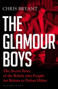 The Glamour Boys by Chris Bryant - Signed Edition