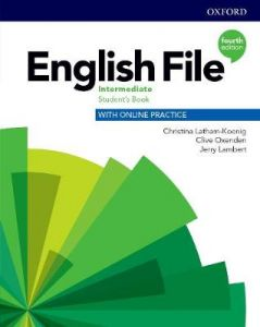 English File: Intermediate: Student's Book with Online Practice by Christina Latham-Koenig