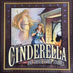 Cinderella And Three Other Stories (Audiobook)