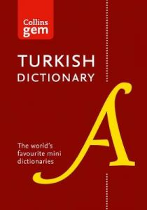 Turkish Gem Dictionary: The world's favourite mini dictionaries (Collins Gem) by Collins Dictionaries