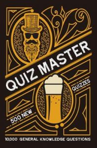 Collins Quiz Master: 10,000 general knowledge questions (Collins Puzzle Books) by Collins Puzzles