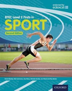 BTEC Level 2 Firsts in Sport Student Book by Darrel Barsby