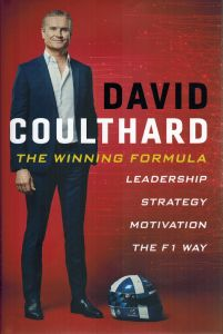The Winning Formula: Leadership, Strategy and Motivation the F1 Way by David Coulthard - Signed Edition