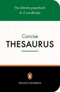 The Penguin Concise Thesaurus by David Pickering
