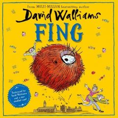 Fing by David Walliams (Audiobook)