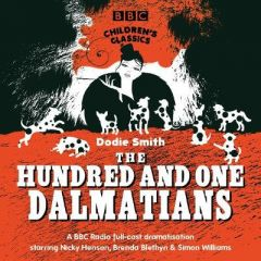 The Hundred And One Dalmatians by Dodie Smith (Audiobook)