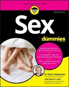 Sex For Dummies by Dr. Ruth K. Westheimer