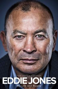 My Life and Rugby by Eddie Jones - Signed Edition