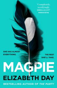 Magpie by Elizabeth Day - Signed Edition