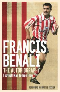 The Autobiography by Francis Benali - Signed Edition