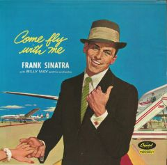Frank Sinatra - Come Fly With Me - Vinyl Record