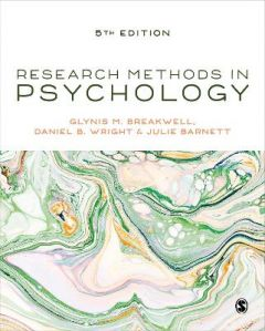 Research Methods in Psychology by Glynis M. Breakwell