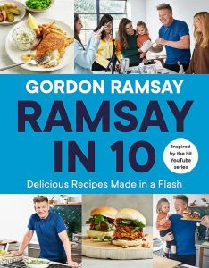 Ramsay in 10 by Gordon Ramsay - Signed Edition