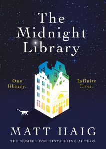 The Midnight Library by Matt Haig - Signed Edition