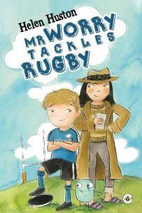 Mr Worry Tackles Rugby by Helen Huston