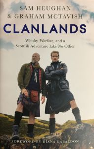Clanlands by Sam Heughan & Graham McTavish - Signed Edition