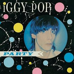 Iggy Pop - Party - Vinyl Record