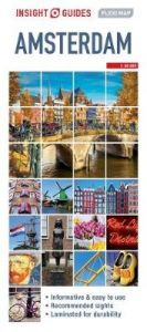 Insight Guides Flexi Map Amsterdam by Insight Guides