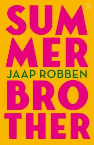 Summer Brother by Jaap Robben - Signed Edition