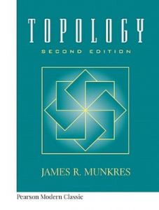 Topology (Classic Version) by James Munkres