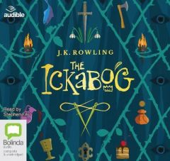 The Ickabog by J.K. Rowling (Audiobook)