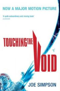 Touching The Void: Vintage Voyages by Joe Simpson