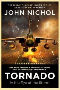 Tornado: In the Eye of the Storm by John Nichol - Signed Edition